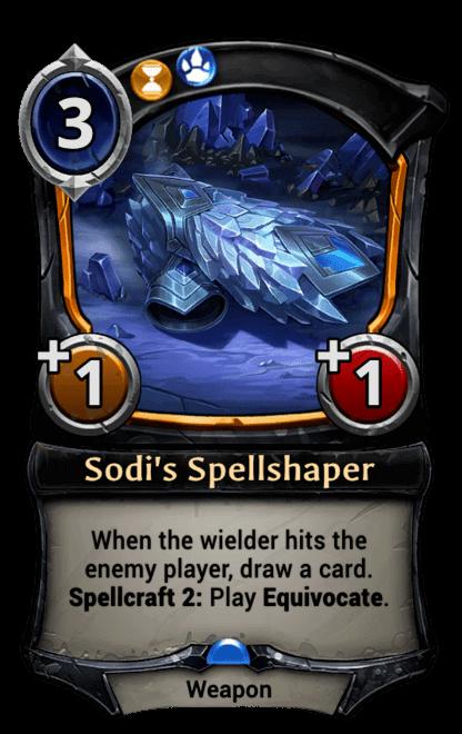 Sodi's Spellshaper