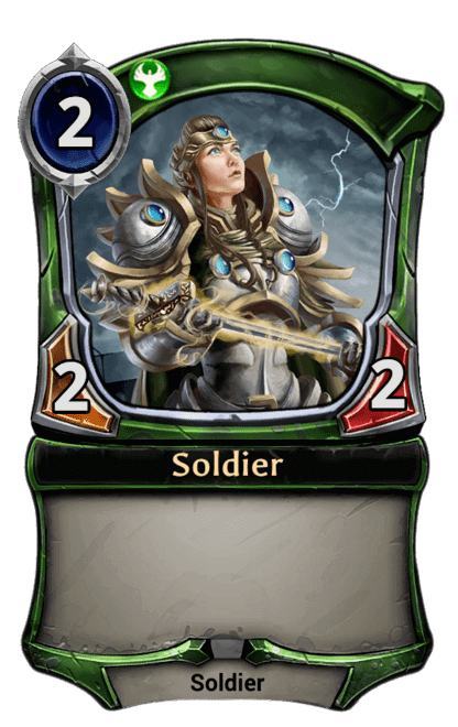Card image for Soldier
