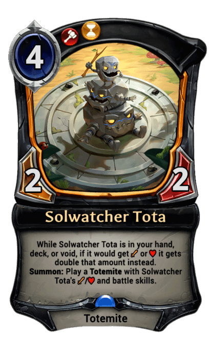 Card image for Solwatcher Tota