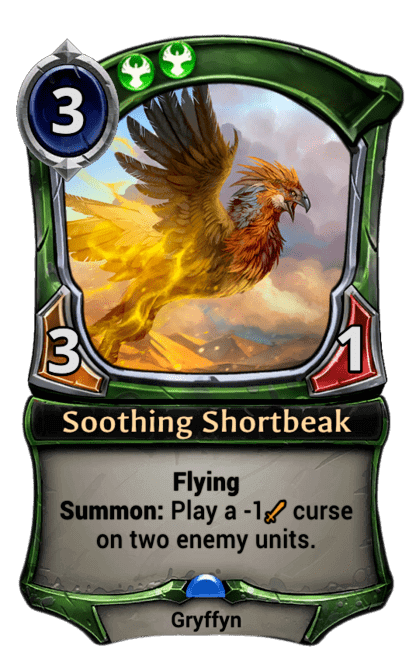 Card image for Soothing Shortbeak