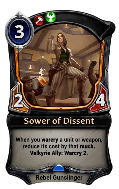 Card image for Sower of Dissent