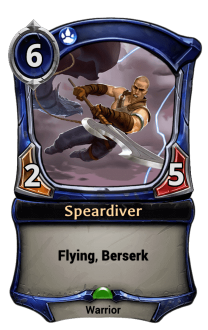 Card image for Speardiver