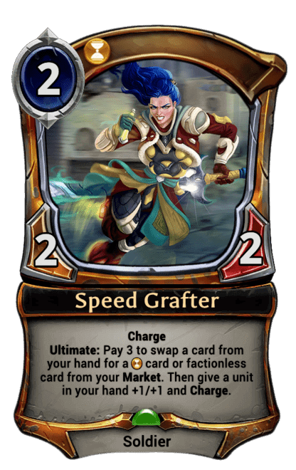 Card image for Speed Grafter