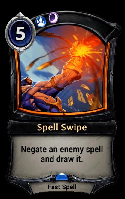 Card image for Spell Swipe