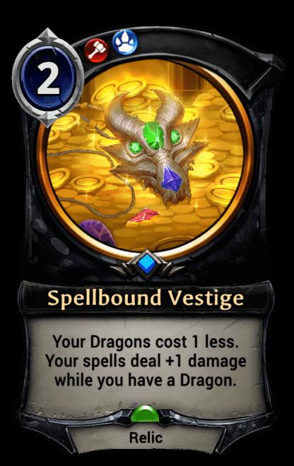 Card image for Spellbound Vestige