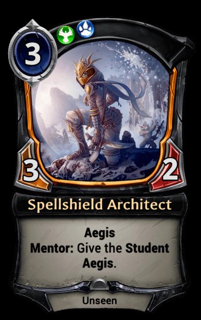 Card image for Spellshield Architect