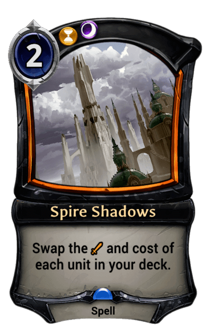 Card image for Spire Shadows