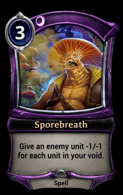 Card image for Sporebreath