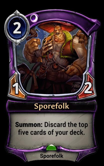 Card image for Sporefolk