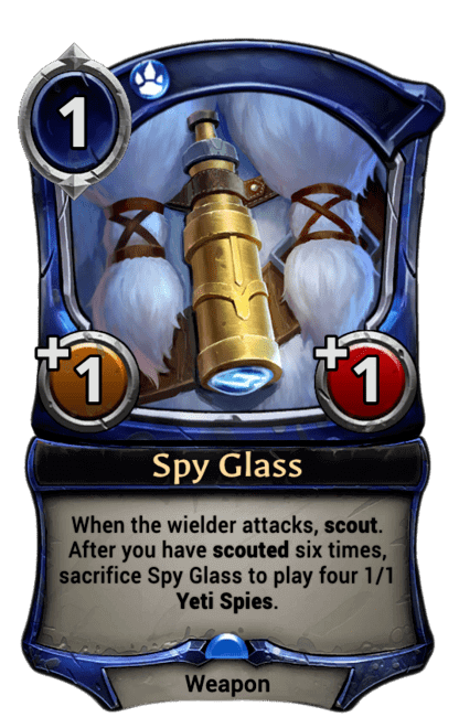 Card image for Spy Glass