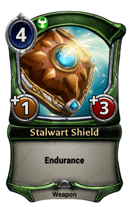 Card image for Stalwart Shield