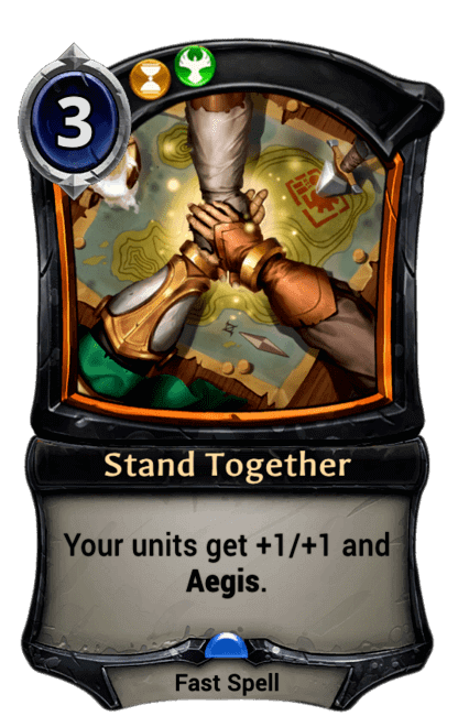 Card image for Stand Together