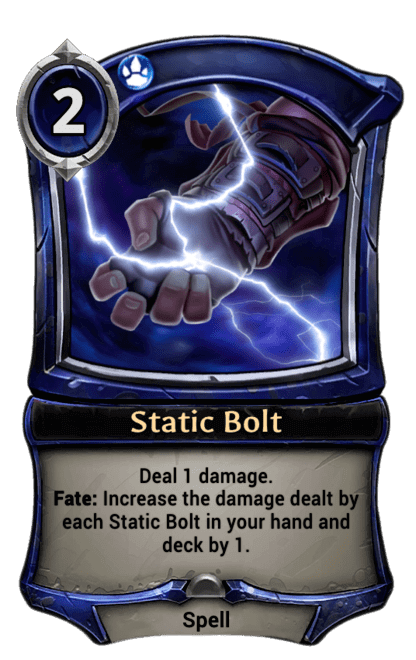 Card image for Static Bolt