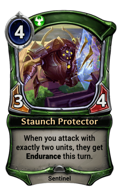 Card image for Staunch Protector