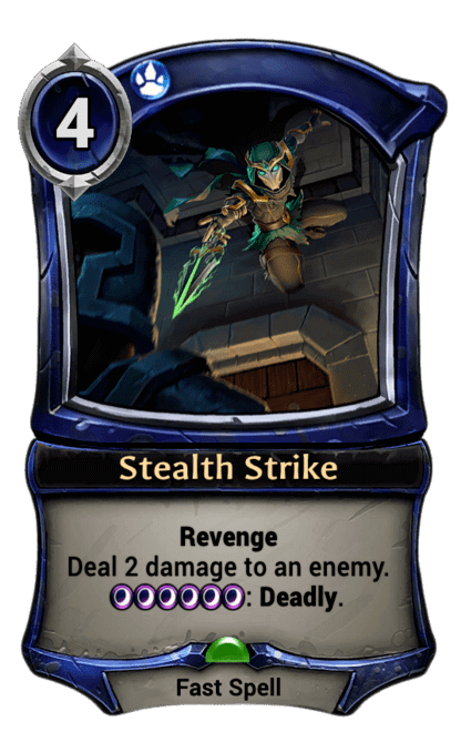 Card image for Stealth Strike