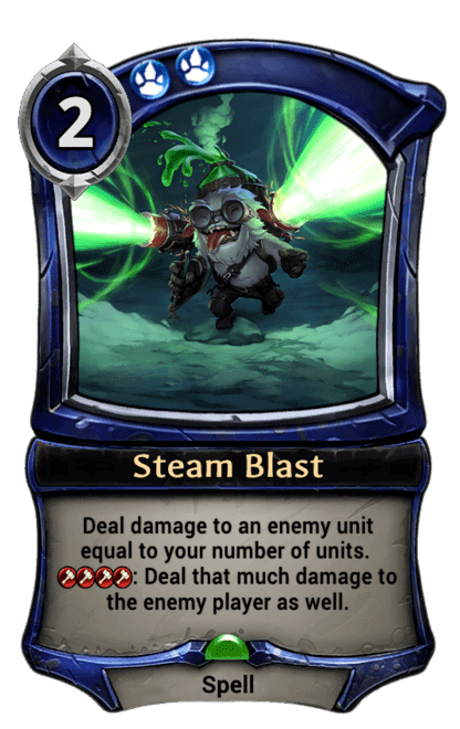 Card image for Steam Blast