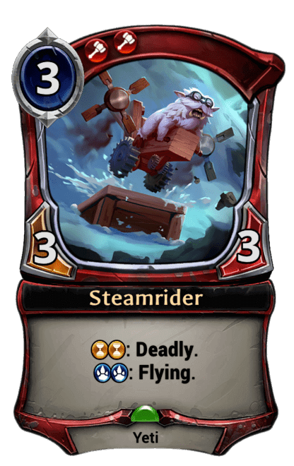 Card image for Steamrider