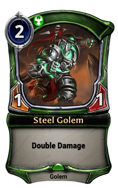 Card image for Steel Golem