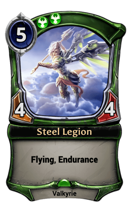 Card image for Steel Legion