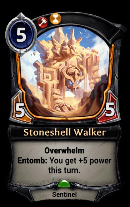 Card image for Stoneshell Walker