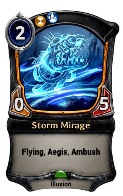 Card image for Storm Mirage