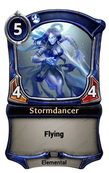 Card image for Stormdancer