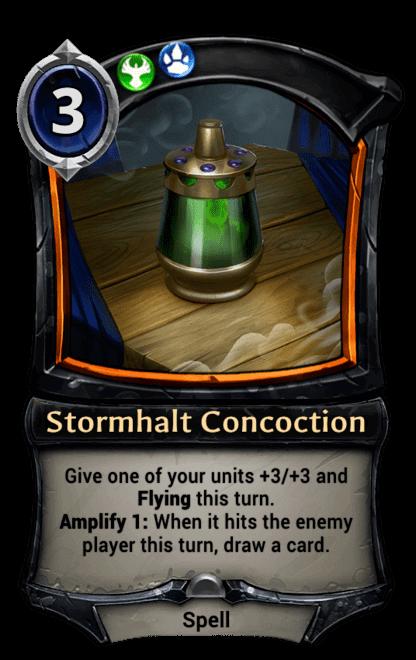 Card image for Stormhalt Concoction