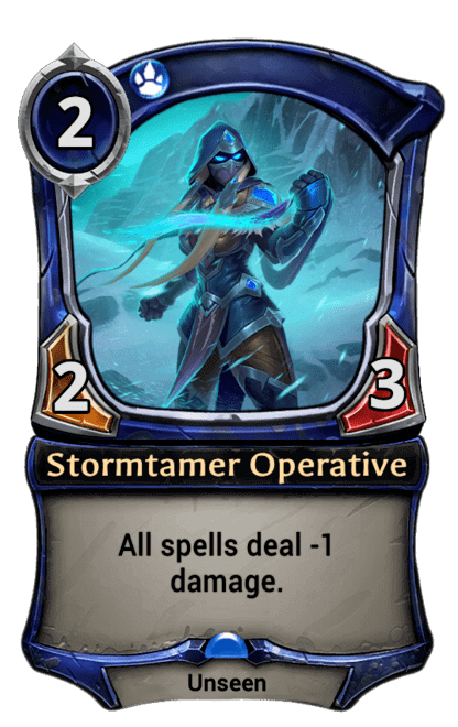 Card image for Stormtamer Operative
