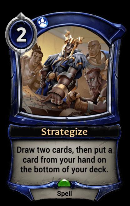 Card image for Strategize