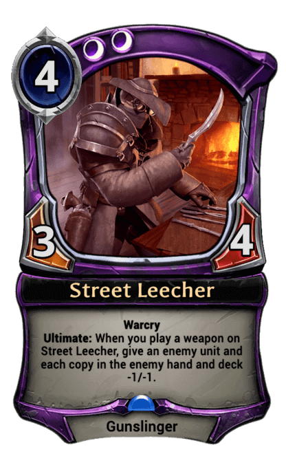 Card image for Street Leecher