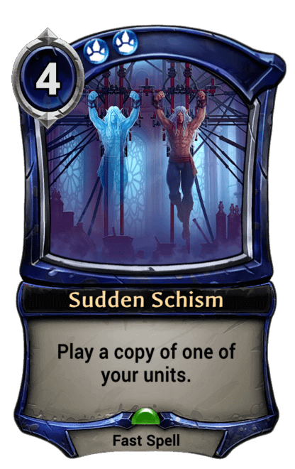 Card image for Sudden Schism