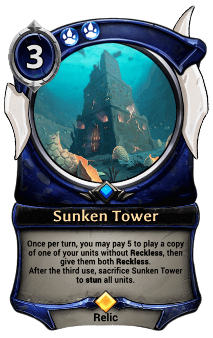 Card image for Sunken Tower
