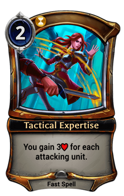 Card image for Tactical Expertise