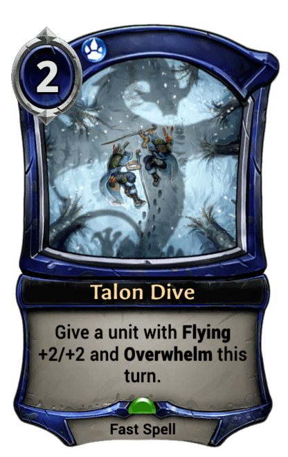 Talon Dive