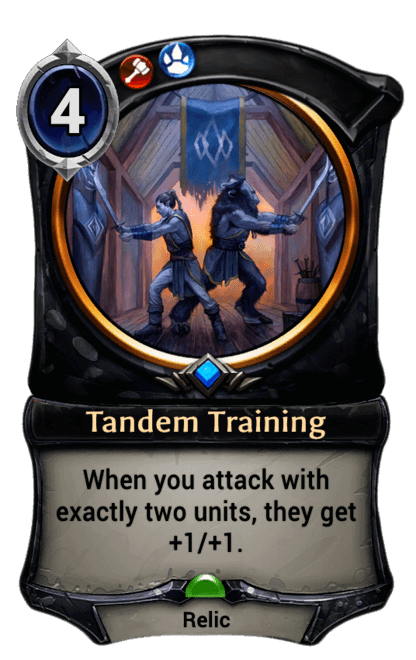 Card image for Tandem Training