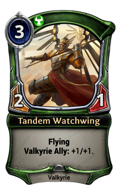Card image for Tandem Watchwing