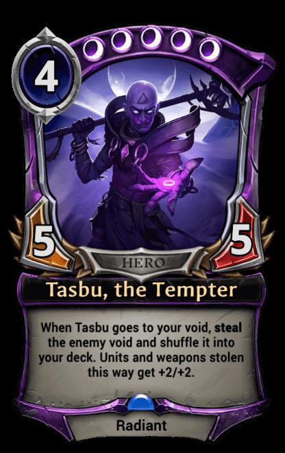 Card image for Tasbu, the Tempter