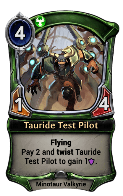 Card image for Tauride Test Pilot