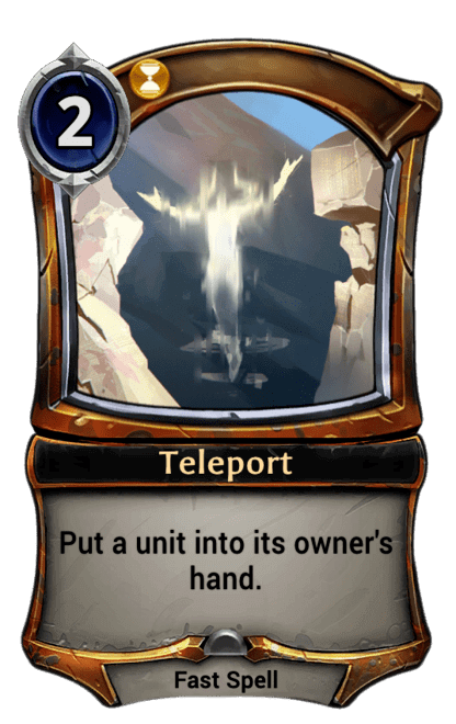 Card image for Teleport