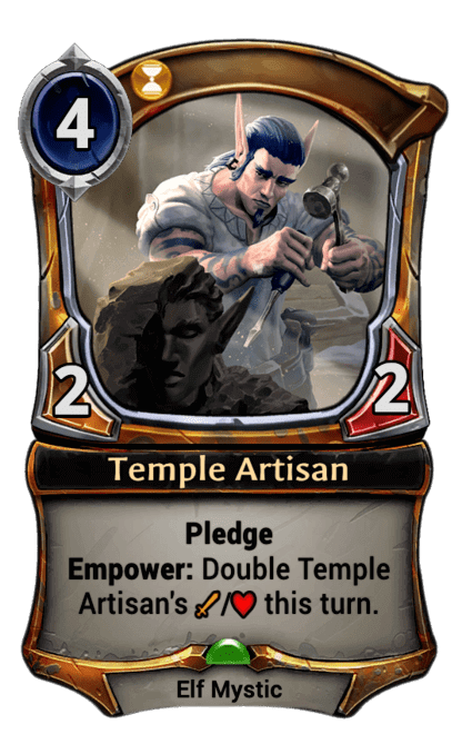 Card image for Temple Artisan