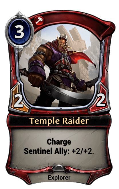 Card image for Temple Raider