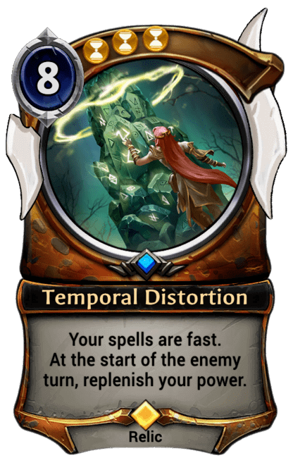 Card image for Temporal Distortion