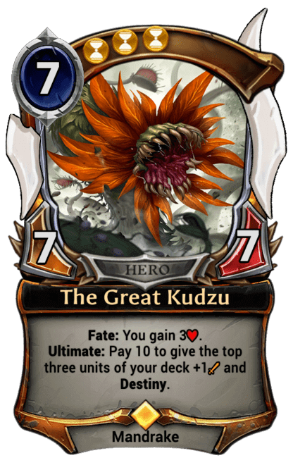 Card image for The Great Kudzu
