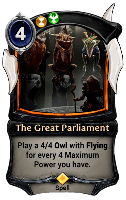 Card image for The Great Parliament