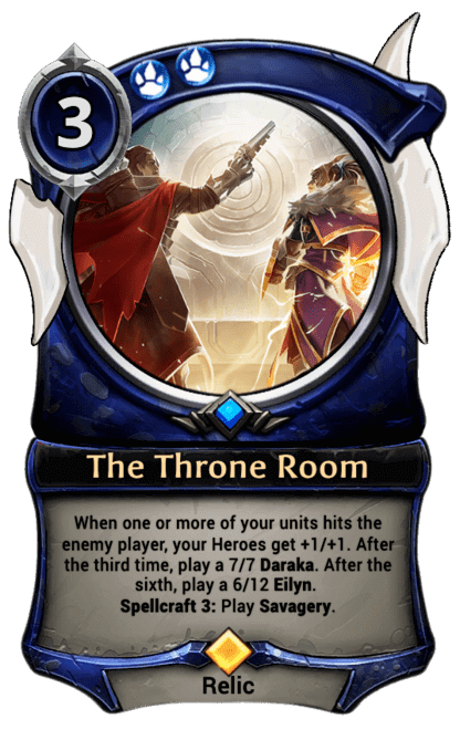 Card image for The Throne Room