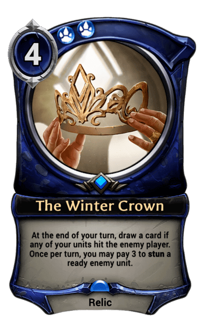 Card image for The Winter Crown
