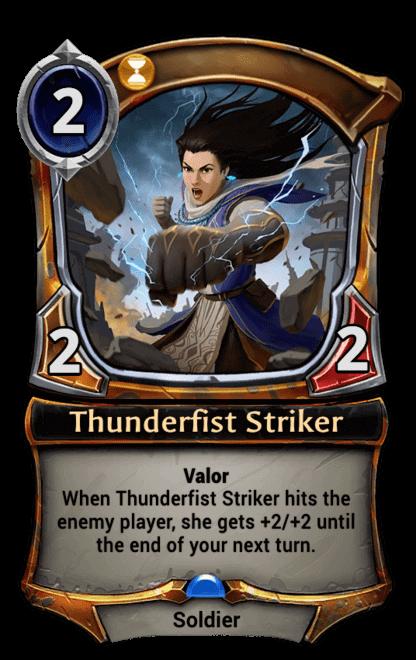 Card image for Thunderfist Striker