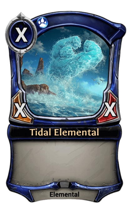 Card image for Tidal Elemental