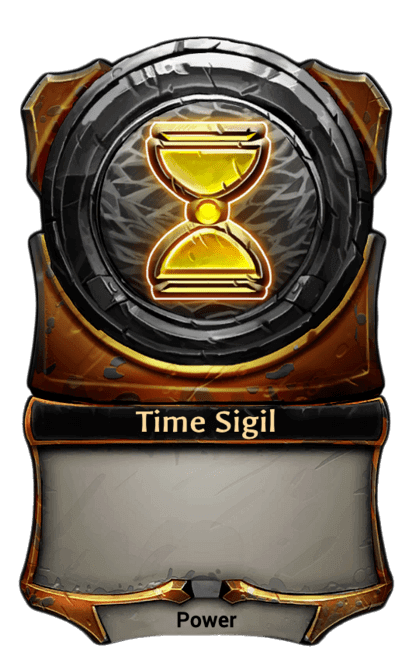 Card image for Time Sigil