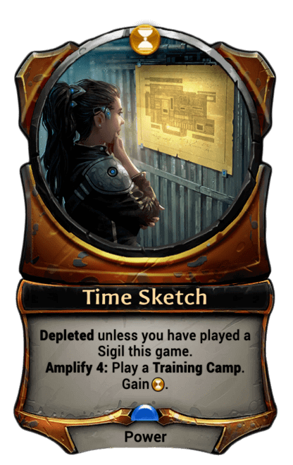 Card image for Time Sketch